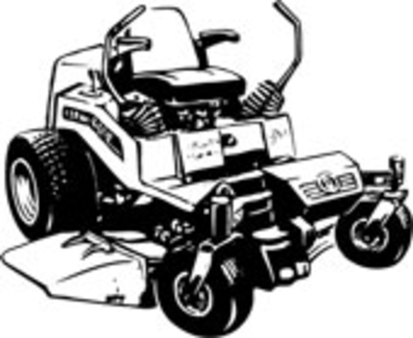 Lawn Mower Free Images At Clker Com Vector Clip Art Online