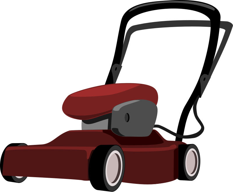 Lawn mower free to use clip art-Lawn mower free to use clip art-5