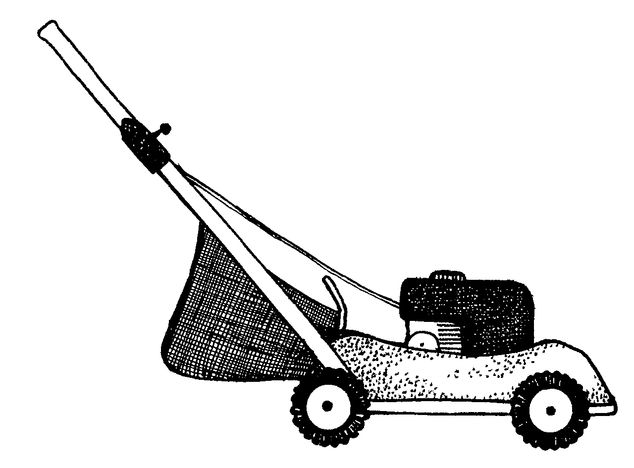 Lawn mower lawnmower 1 jenny smith clipa-Lawn mower lawnmower 1 jenny smith cliparts-14