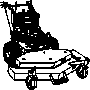 Lawn mower ofpicture images walk behind -Lawn mower ofpicture images walk behind mower clipart-18