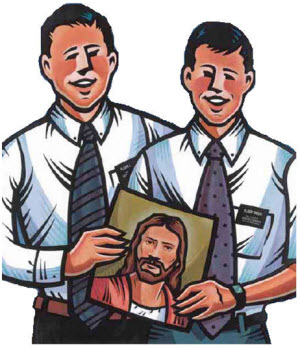 lds clipart missionary