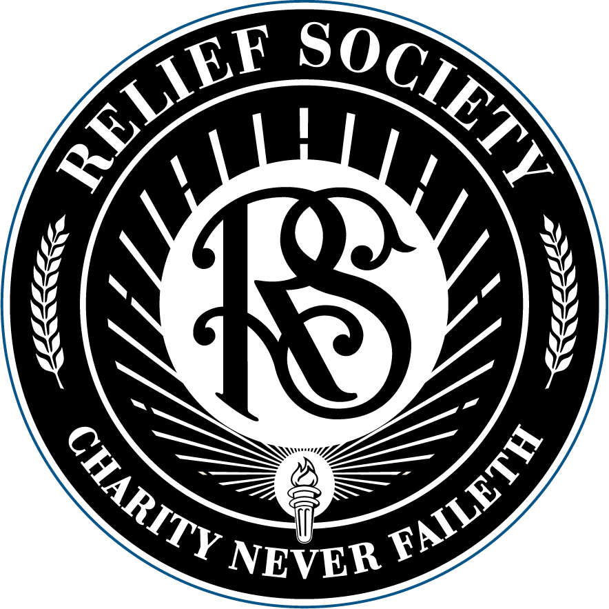 lds clipart relief society