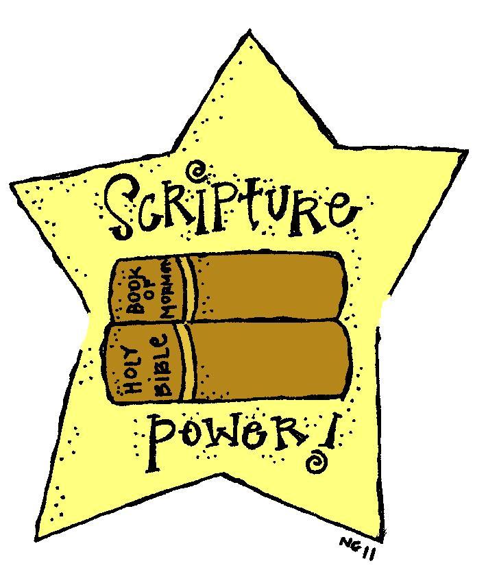 Lds Scriptures Clipart Clipart Panda Free Clipart Images