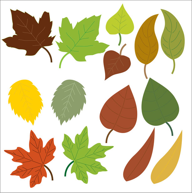 Leaf Clipart-leaf clipart-12