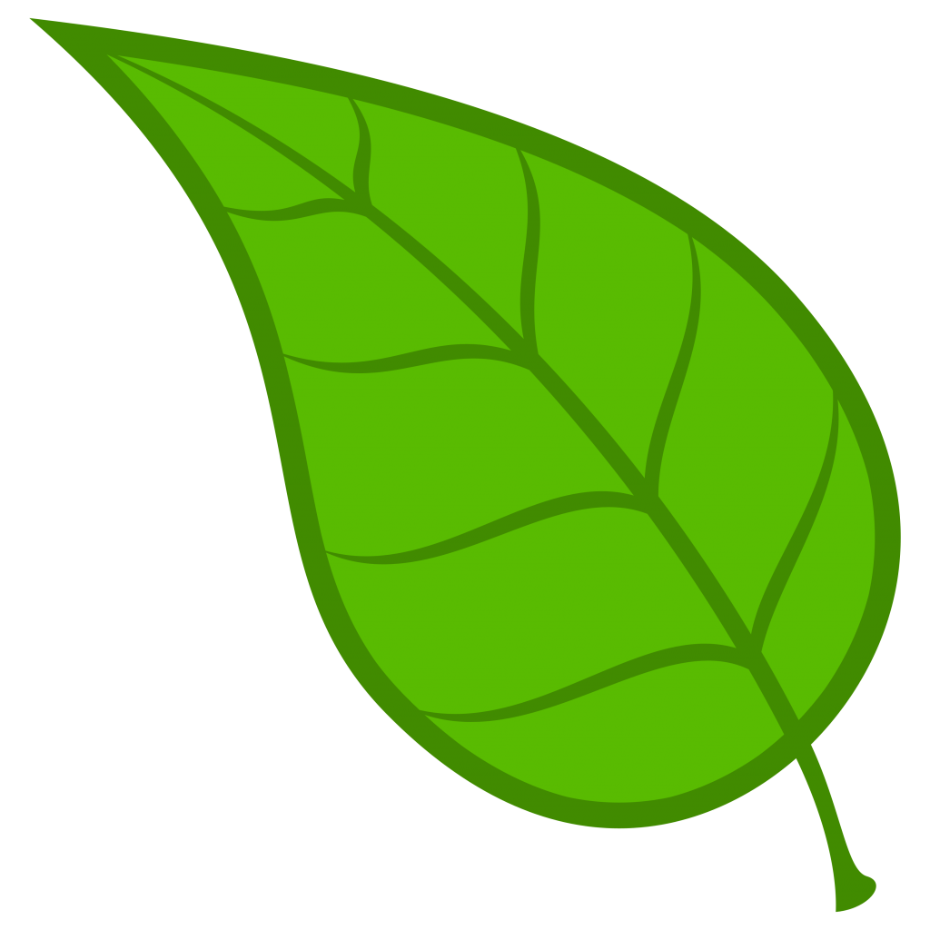 Leaf Clipart-Clipartlook.com-1024