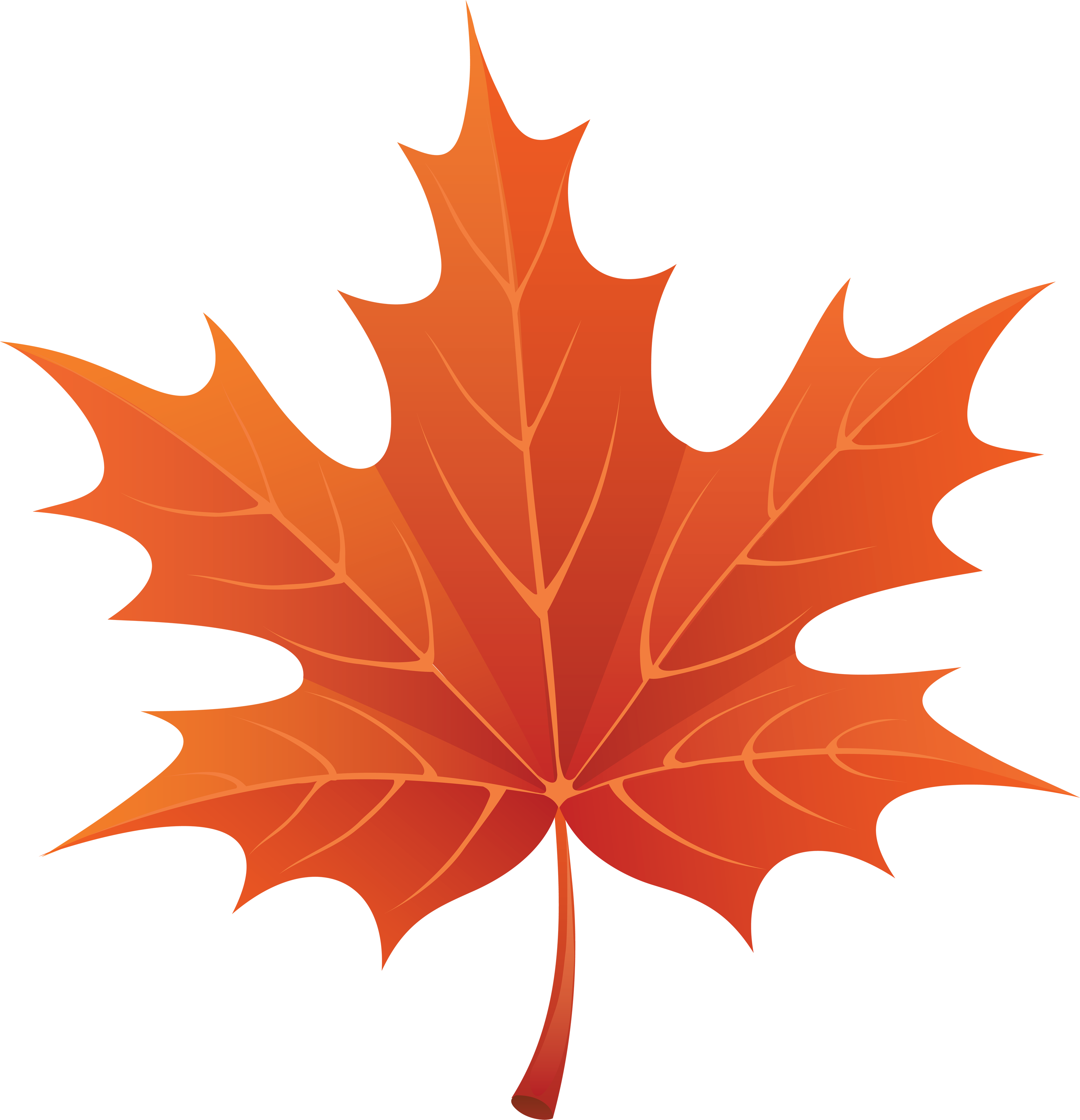 Maple Leaves Clipart - Clipart Suggest