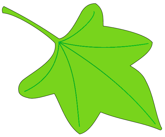 Leaf Leaves Clip Art Free Vector Image-Leaf leaves clip art free vector image-13