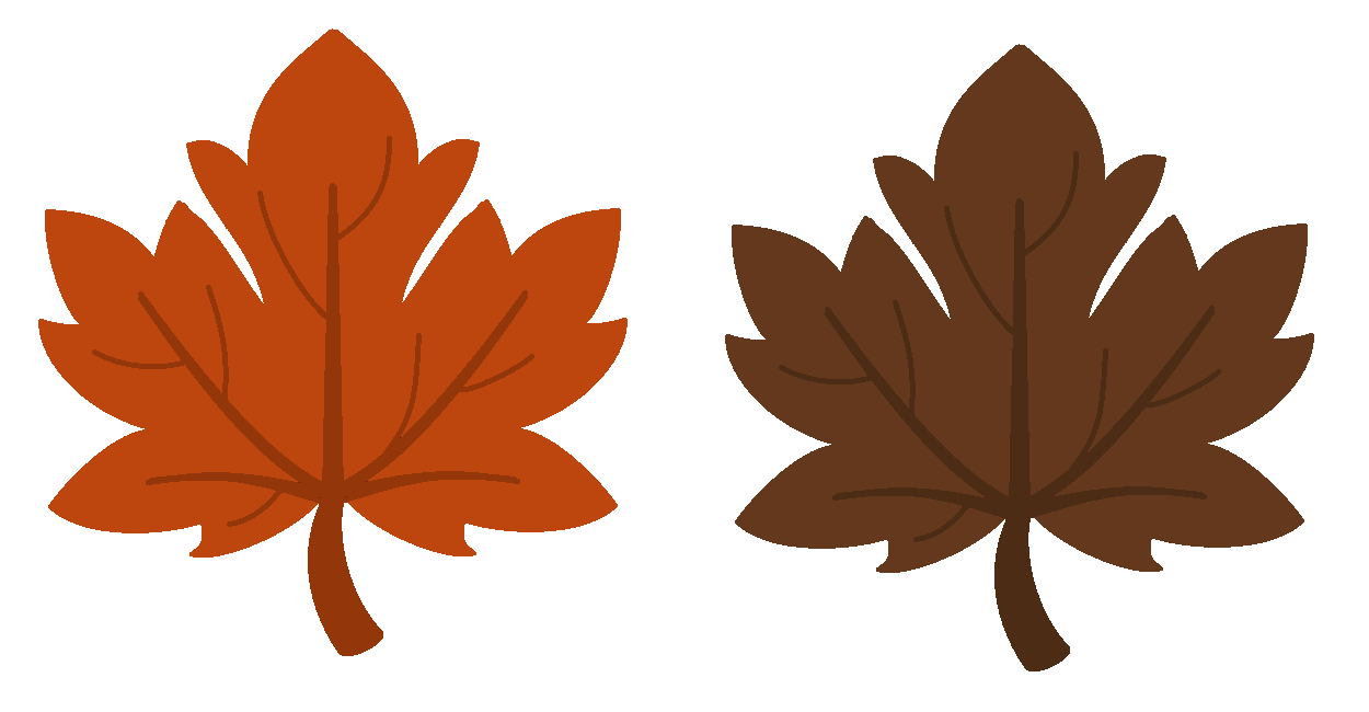 Leaf Outline Template Autumn Free Cliparts That You Can Download To
