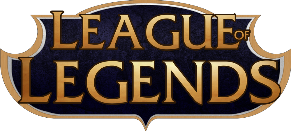 League Of Legends Clipart logo