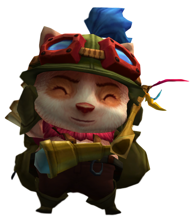 League Of Legends Clipart teemo