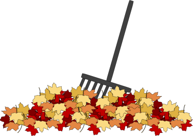 Raking Leaves Clipart Look At Clip Art Images Clipartlook