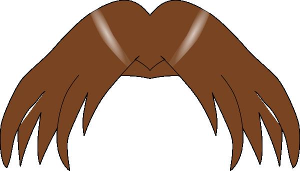 ledger clipart - Hair Clip Art