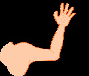 Left Arm Clip Art At Clker Com Vector Cl-Left Arm Clip Art At Clker Com Vector Clip Art Online Royalty Free-16