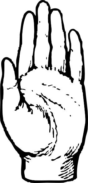 Left Hand Clip Art-Left Hand clip art-14