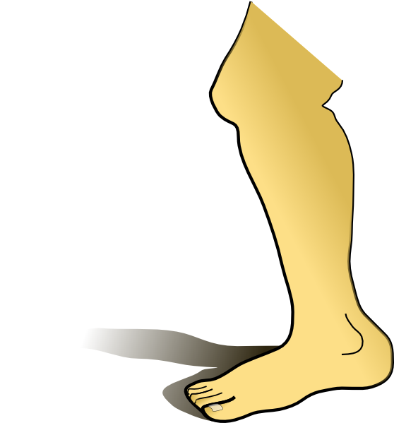 Leg Clip Art At Clker Com Vector Clip Ar-Leg Clip Art At Clker Com Vector Clip Art Online Royalty Free-6