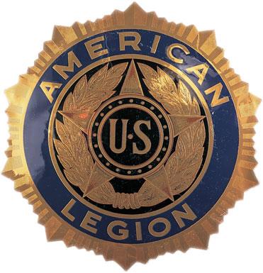 Legion American Legion Flag Emblem-Legion American Legion Flag Emblem-7