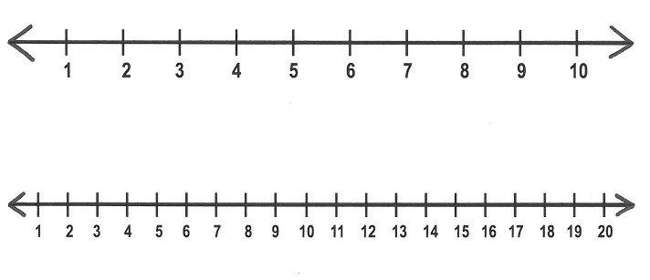 lego duplo number line for .