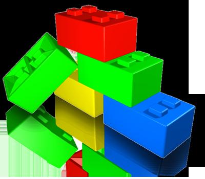 Lego Outline Clipart - ClipArt Best