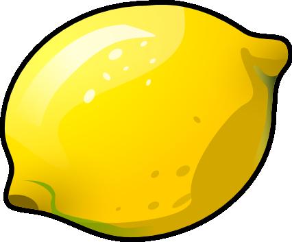 Lemon Clip Art Free Free Clipart Images -Lemon clip art free free clipart images 2 clipartbold clipartcow-4