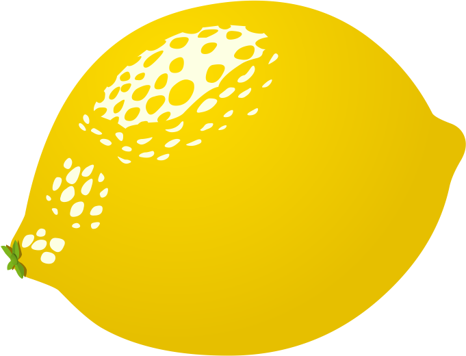 Lemon Clip Art u0026middot; lemon clipart