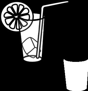 Lemon Clip Art u0026middot; straw clipart