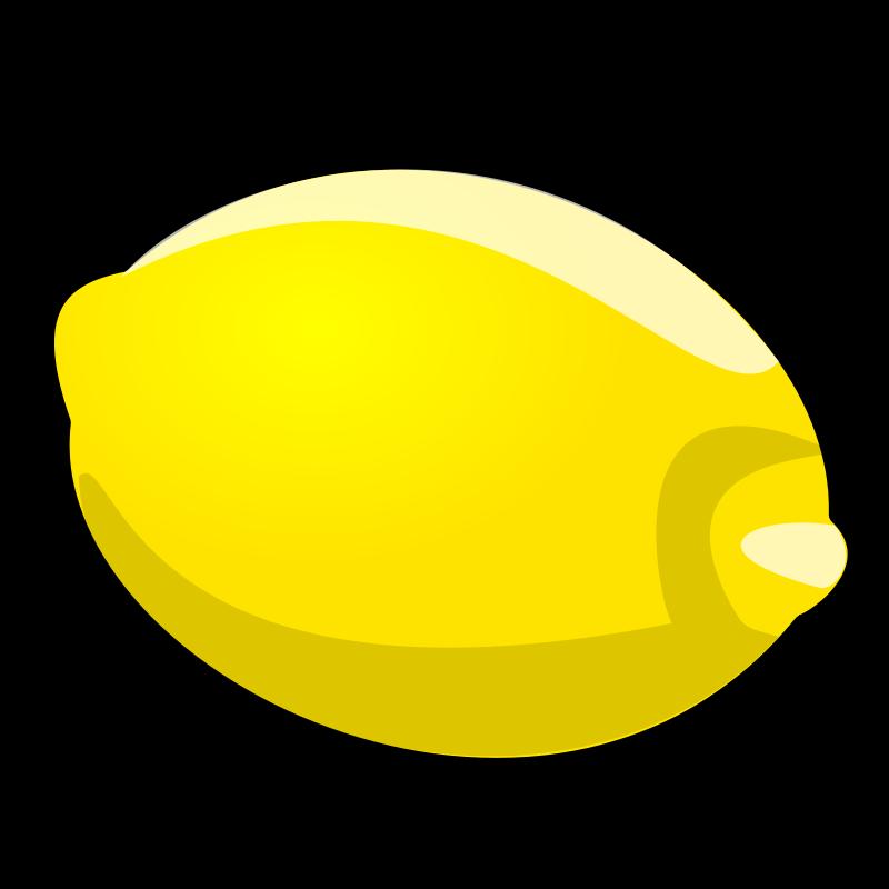 Lemon Clipart-Clipartlook.com-800
