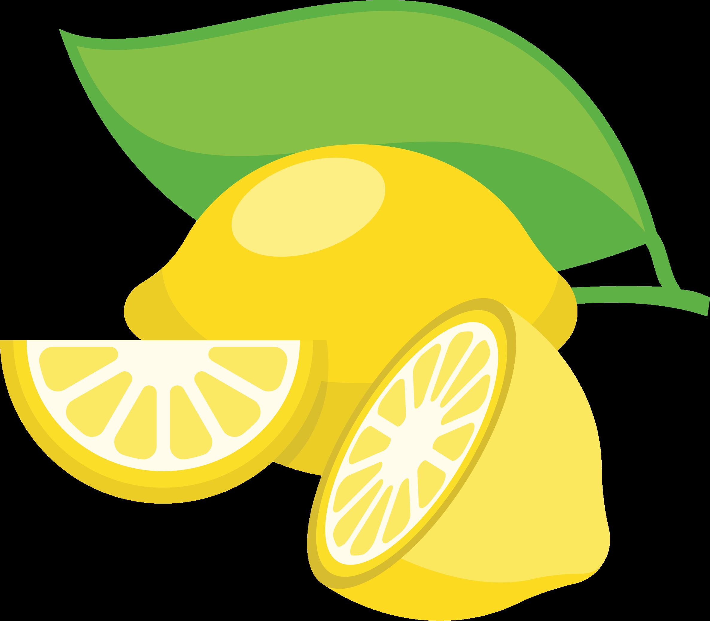 BIG IMAGE (PNG) - Lemon Clipart