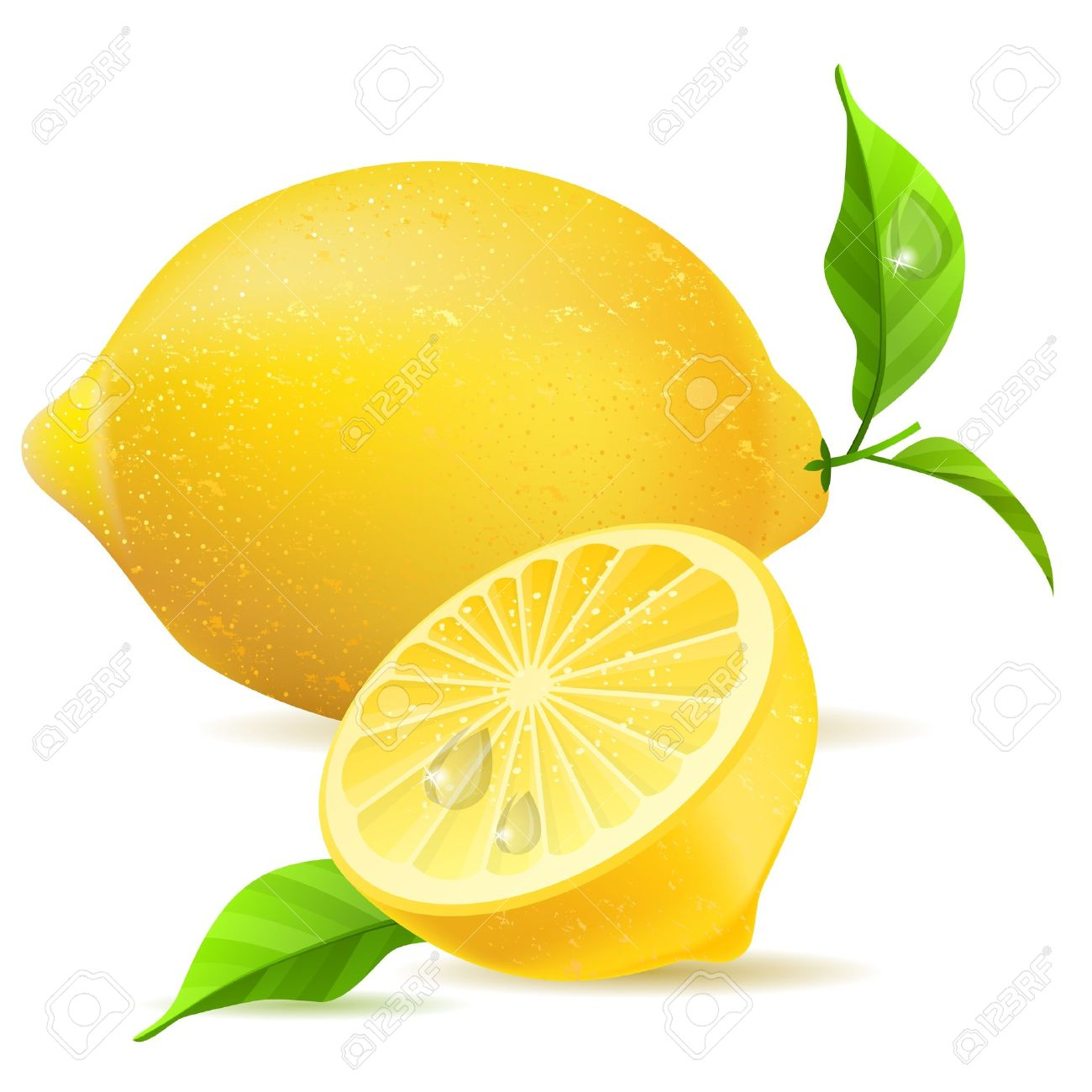 Clipart Info - Lemon Clipart