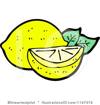Lemon Clipart Illustration