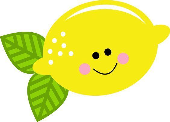 Lemon Clipart, Fruit Clipart, - Lemon Clipart