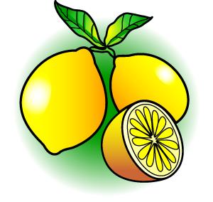 Lemon Free Clipart #1