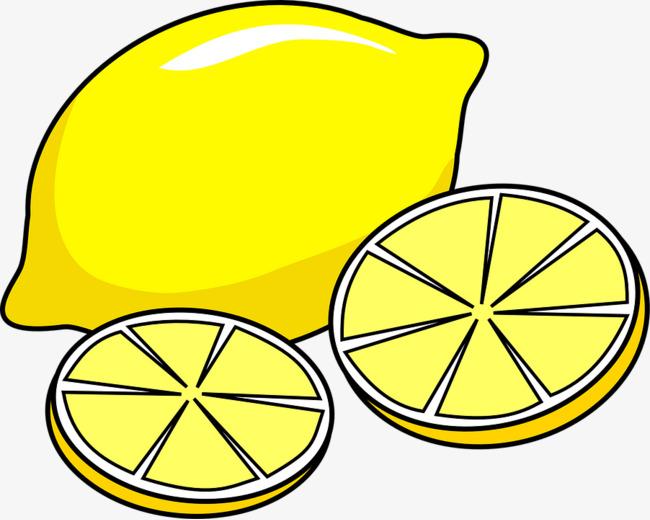lemon icon, Lemon Clipart, Ca - Lemon Clipart