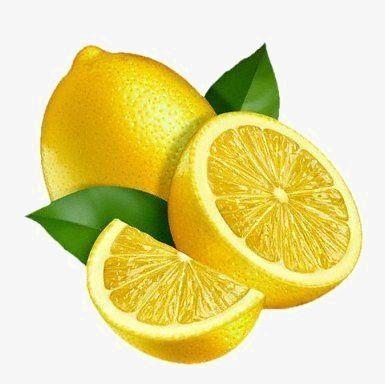 lemon, Lemon Clipart, Hand Pa - Lemon Clipart