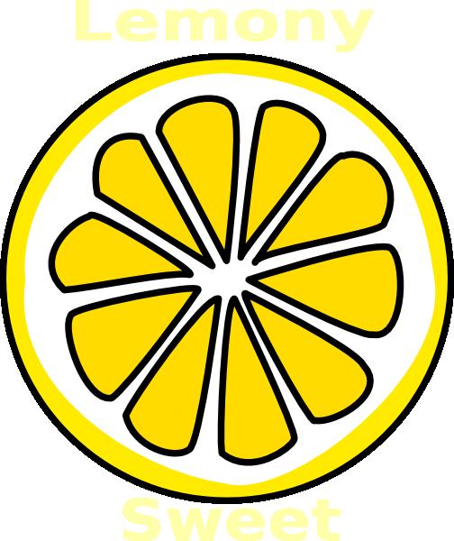 Lemon slice clip art-Lemon slice clip art-14