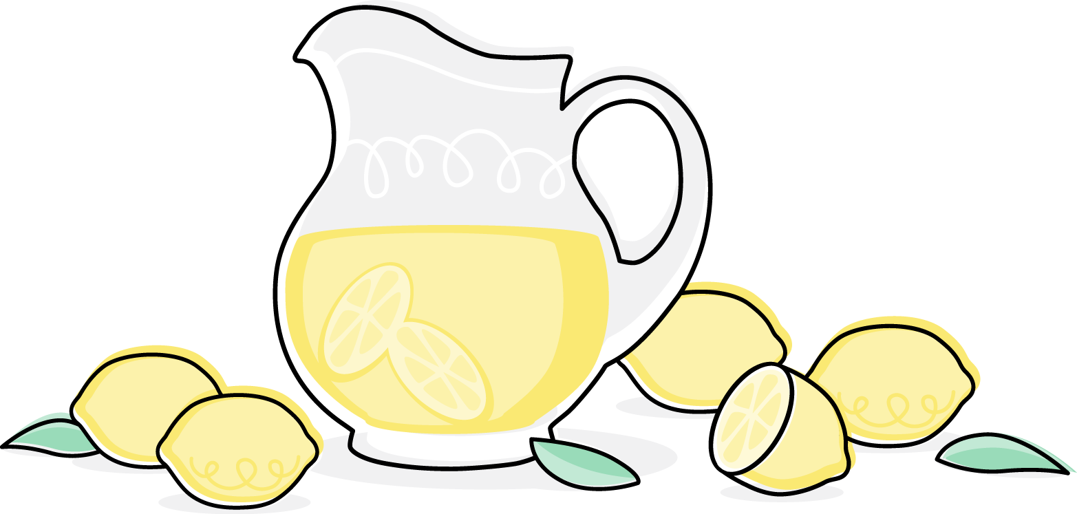 Lemonade Clipart - Clipart Kid