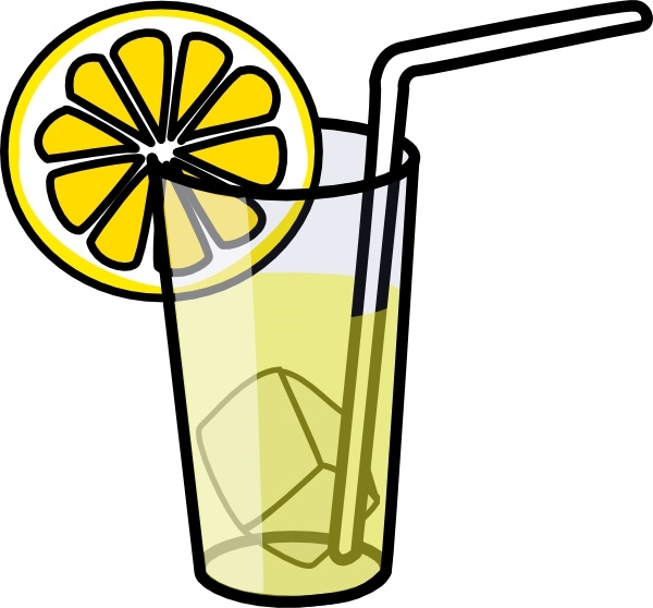 Lemonade Glass Clip Art-Lemonade Glass clip art-13