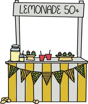 Lemonade Stand Clip Art-Lemonade Stand Clip Art-9