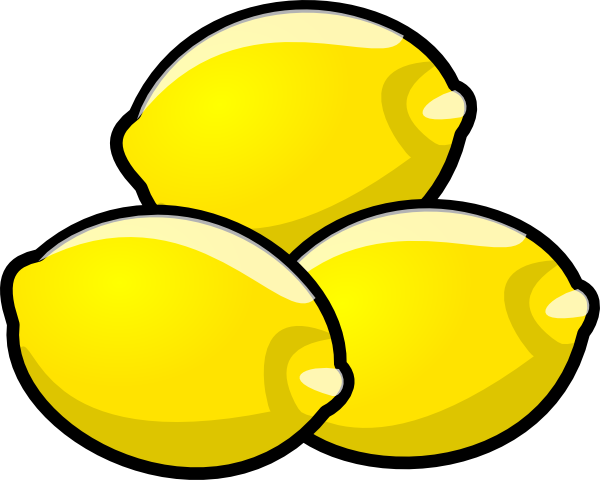 Lemons Clip Art At Vector Clip Art Online Royalty