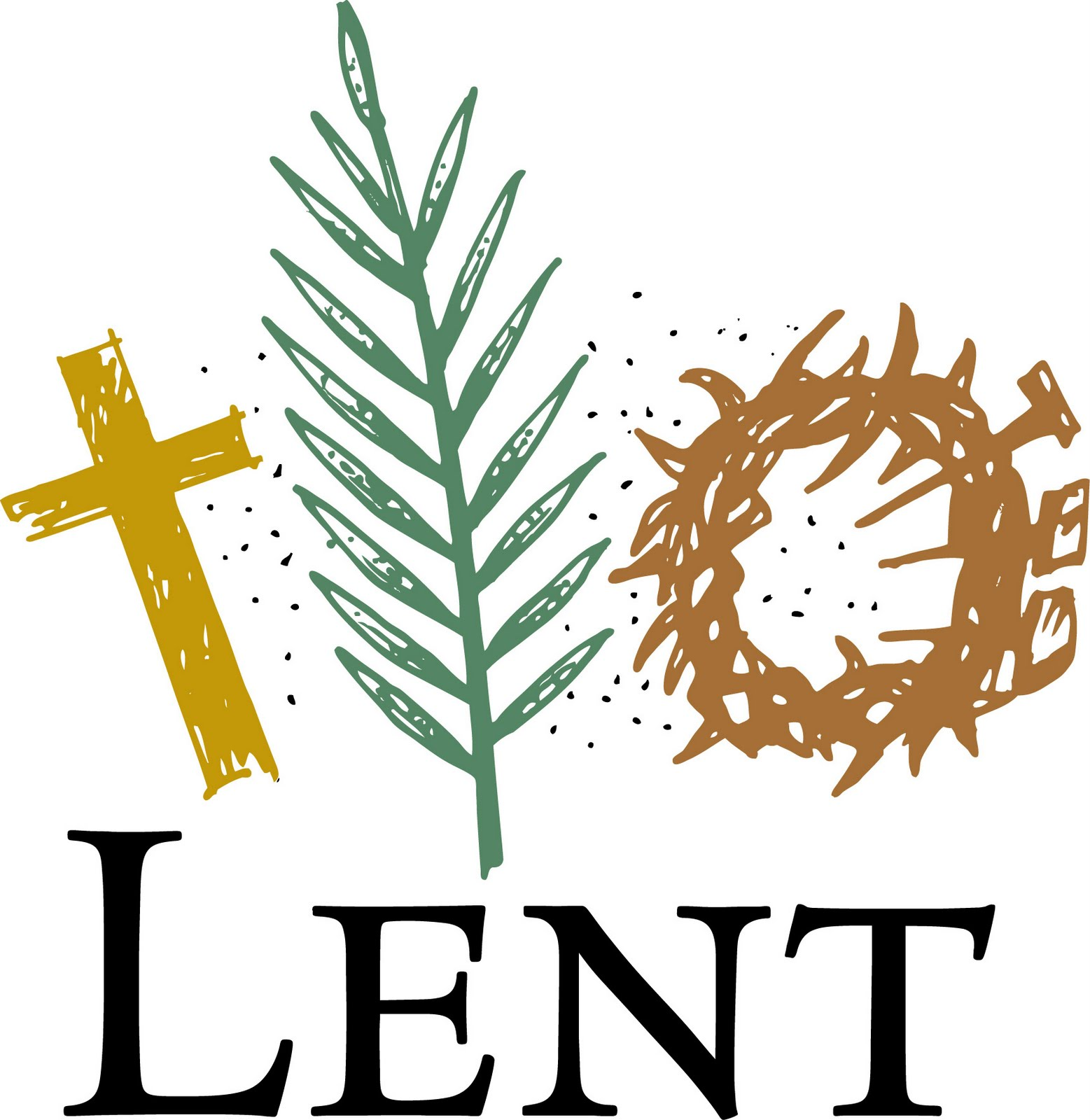Lent Clip Art Free