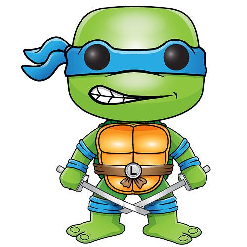 Leonardo Ninja Turtle Clip Art. Leonardo Chibi Ninja Turtle .