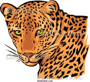Leopard Clip Art-Leopard Clip Art-3