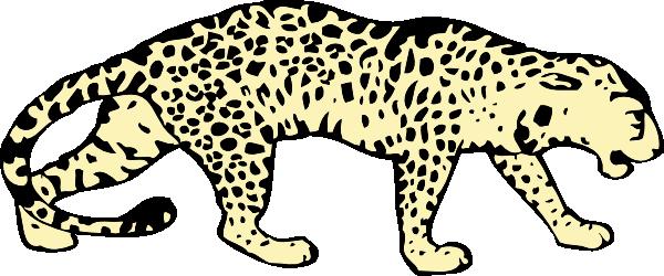 Leopard Clip Art-Leopard Clip Art-6