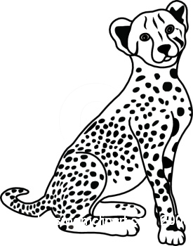 Leopard Clipart 01 06 09 6rbw Classroom -Leopard Clipart 01 06 09 6rbw Classroom Clipart-10