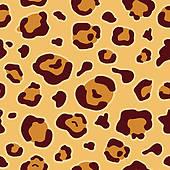 leopard print; snow leopard ...