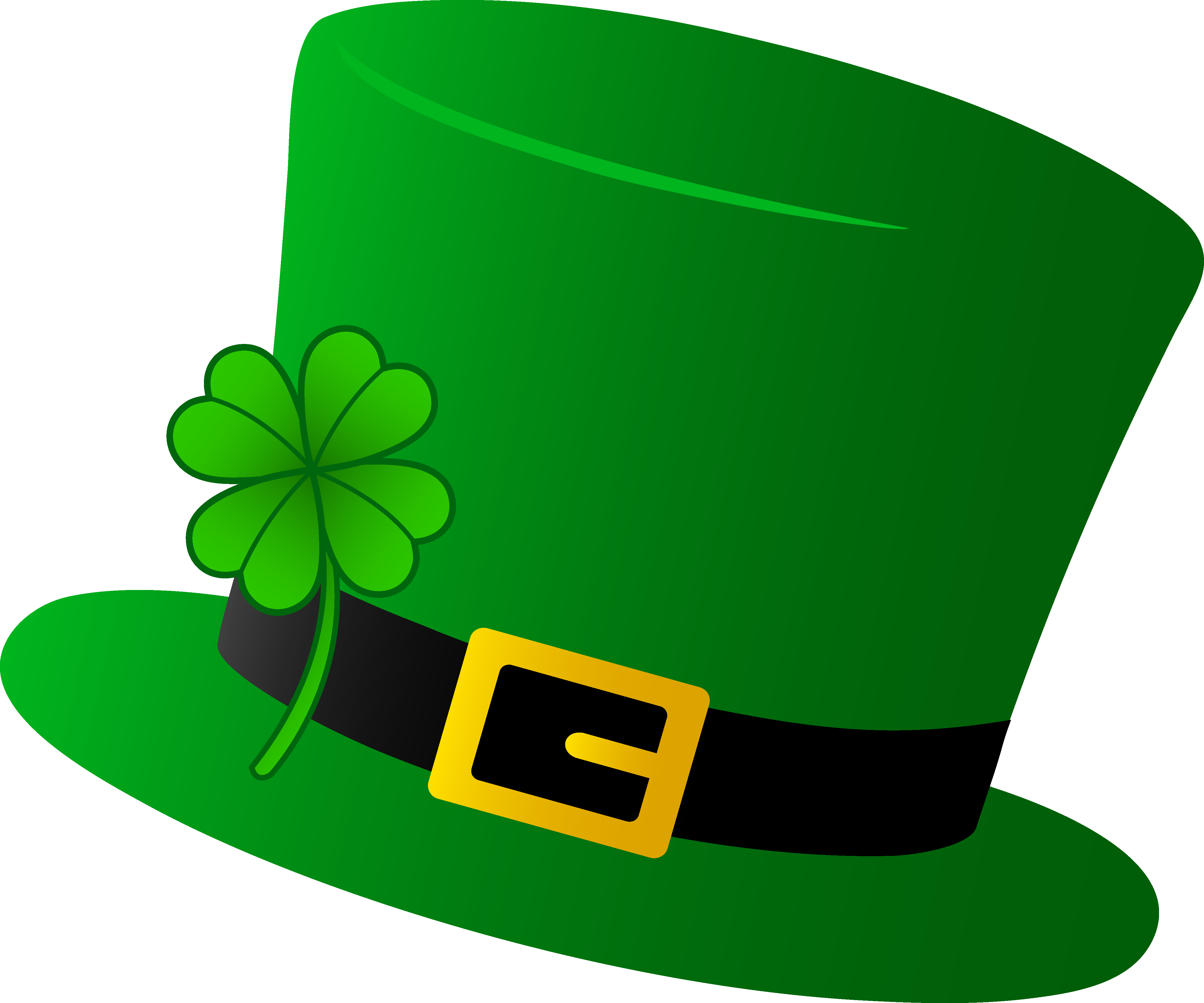 Leprechaun Clipart Black And White | Clipart library - Free Clipart
