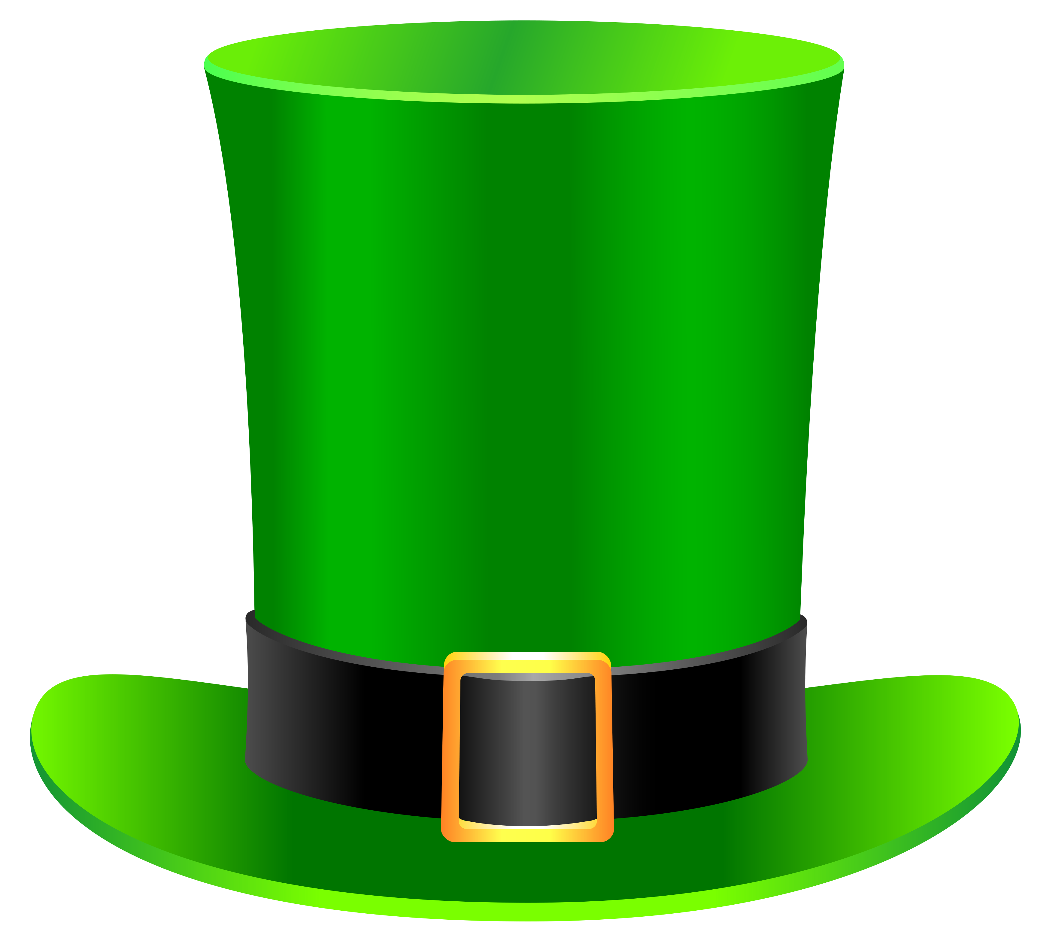 ... Leprechaun Hat Clipart - clipartall ...