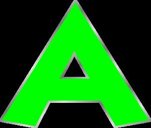 Letter A Clip Art-Letter A Clip Art-6