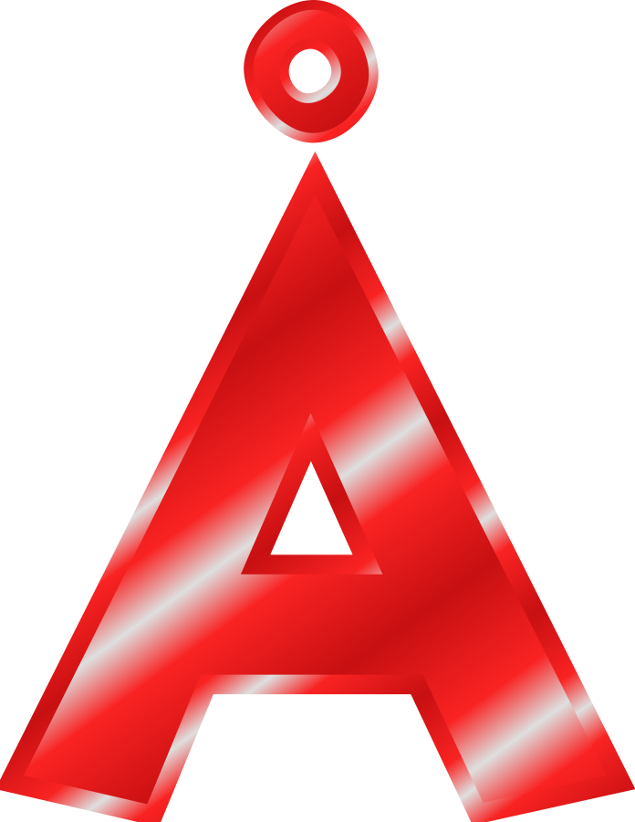 Letter A Clipart - clipartall; Alphabet Letters Clipart | Free Download Clip Art | Free Clip Art ..
