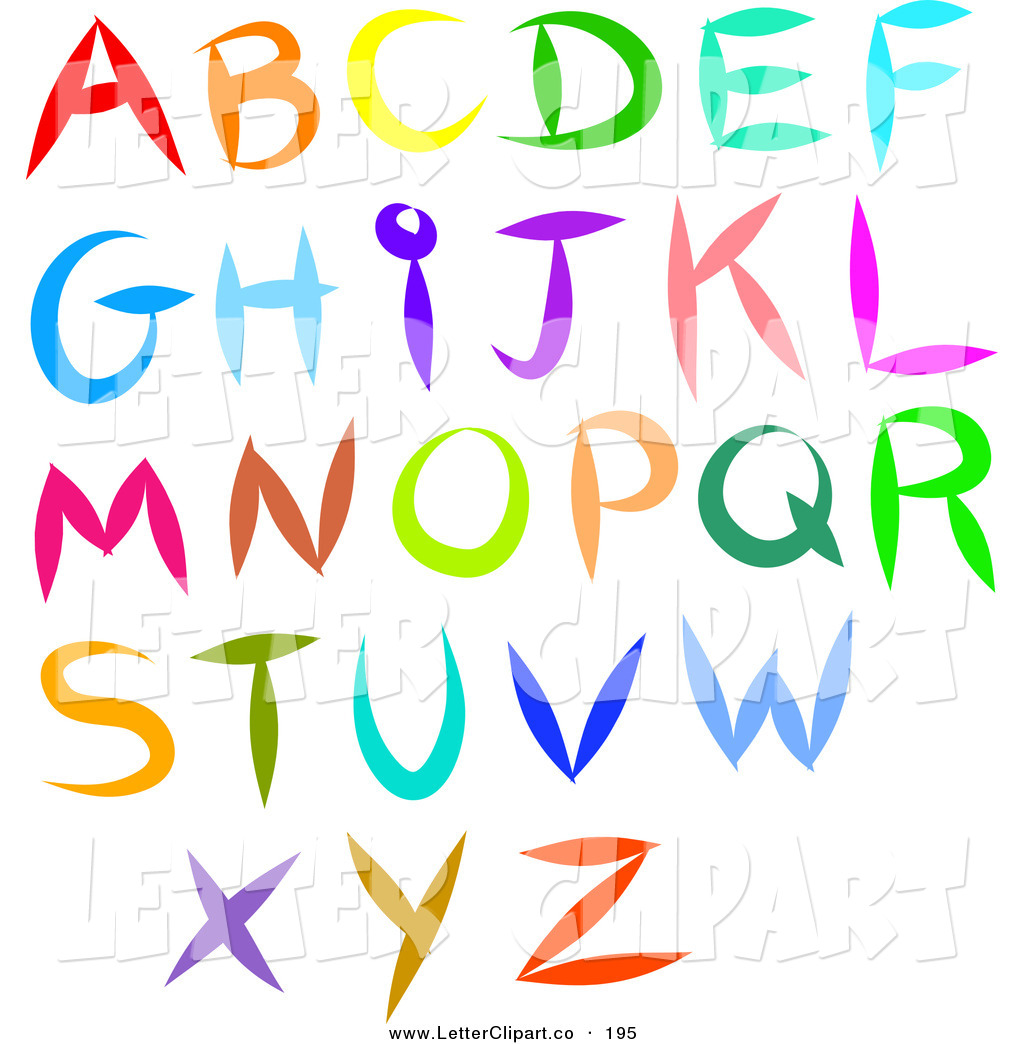photo relating to Free Printable Clip Art Letters called Free of charge Clip Artwork Letters Feel At Clip Artwork Shots - ClipartLook