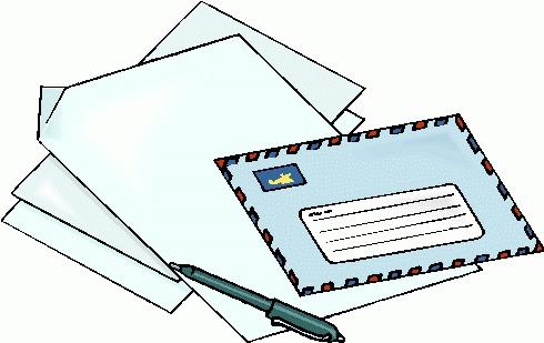 Letter Clipart